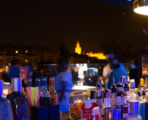 La Mejor Terraza en Sevilla