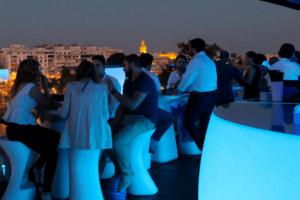 Salir en Sevilla: Level 5th la mejor opción