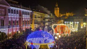 Sevilla en diciembre   Terraza en Sevilla   Level 5 th