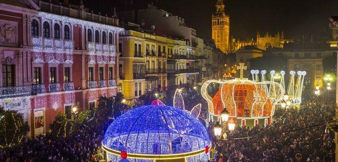 Sevilla en diciembre | Terraza en Sevilla | Level 5 th