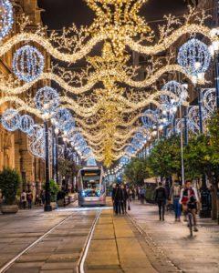 Navidad de Sevilla Terraza en Sevilla   Level 5TH