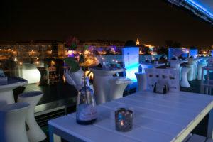 level 5th terraza